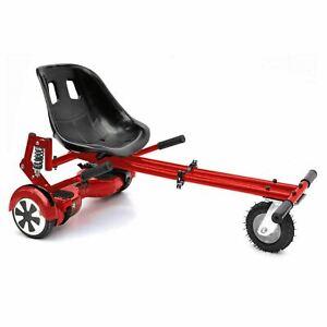 New Official Monster Hoverkart Suspension Go Kart For Segway Swegway Hoverboard