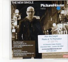 (FB331) Picture House, Hello - 2014 DJ CD