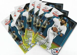 2019 Topps National Baseball Card Day Single U Pick From List 1-30 Guerrero jr +