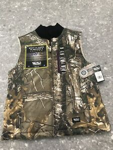 Walls Legend Real Tree Xtra Camo Dry IQ Womens Camouflage Outdoor Vest Small