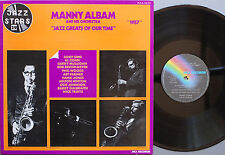 "Manny Albam ""Jazz greats of our time"" / LP MCA  Jazz stars séries 29 (Fr)"