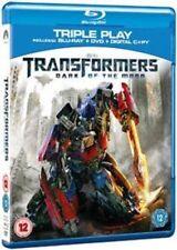 Transformers Dark of The Moon 5051368222738 With John Turturro Region B