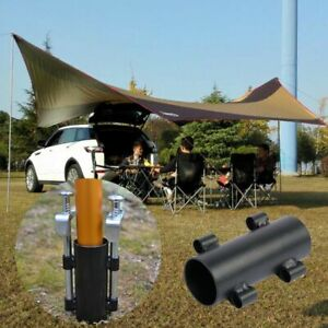 Tent Awning Accessories Strut Fixed Pipe Camping Fishing Camp Column Nail Hot