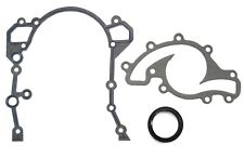 Land Rover Discovery Front Timing Oil / Water Pump Cover Gasket Crank Seal Set