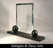 Art Deco Wooden Picture- or Photo Frame (24x18cm)