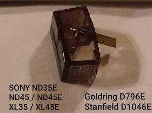 Stylus Goldring D769E, Stanfield D1046E, Sony ND35E, ND45, XL35, XL45E old stock