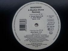 Mandingo - A Rhythm Divine Remixes