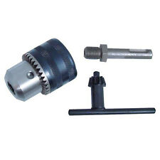 13mm 1/2  Inch UNF Drill Chuck & SDS Plus Adaptor Kit