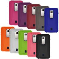 NEW AMZER SOFT SILICONE SKIN GEL COVER CASE FIT FOR HUAWEI ASCEND M860