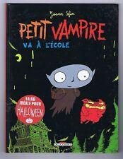 VANCE. Petit Vampire à l'Ecole. EO Delcourt 1999. Neuf