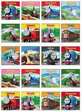 Thomas The Tank Engine Cupcake Toppers Edible Wafer Paper BUY 2 GET 3RD FREE!