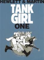 Tank Girl Remastered Volume 1 GN Jamie Hewlett Alan Martin One TPB New NM