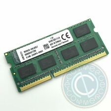 MEMORIA RAM MEMORY KINGSTON 4GB 2RX8 PC3 12800S CL11 DDR3 SODIMM 1.5V KVR16S11/4