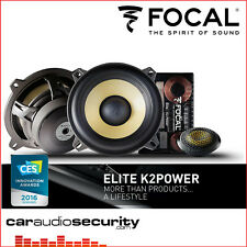 "Focal ES130K - ELITE K2 Power Series 5-1/4"" 13cm Component Speakers 240W Total"