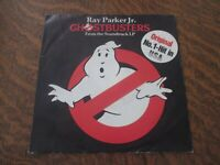 45 tours RAY PARKER JR. ghostbusters