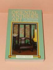 Oriental Antique Arts ID & Price Guide Sandra Andacht 1987
