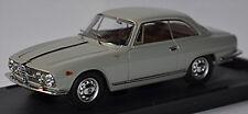 Alfa romeo 2000 Sprint coupe 1960-62 Grey 1:43 bang
