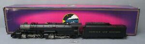 MTH 20-3009-1 Norfolk & Western Y6b Steam Locomotive & Tender # 2197 w PS1 LN