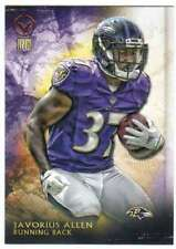 2015 Topps Valor Football RC #48 Javorius Allen  Baltimore Ravens