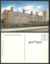 Old New Jersey Postcard - Jersey City - State Teachers College