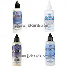 Pinflair - Glue-it, All-Stick, Stencil Glue & Snow-it - 4 x 82ml Bottles