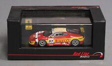 Red Line Models RL172 1/43 Ferrari F430 GT BMS Scuderia Italia n° 97 LM 2008