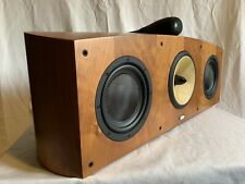 B&W Nautilus HTM1 Centre Speaker In Cherry