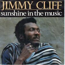 7inch JIMMY CLIFF sunshine in the music HOLLAND EX+ 1983 (S1579)