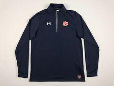 Nueva Under Armour Heatgear Auburn Tigers-Azul Marino Suéter (Varios Tamaños)