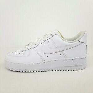 Nike Wmns Air Force 1 '07 Triple White 315115-112 New Women's Shoes No Lid