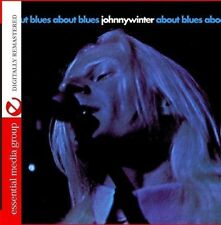 JOHNNY WINTER ABOUT BLUES REMASTERED CD