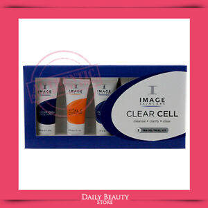 Image Skincare Clear Cell Travel Kit NEW FAST SHIP