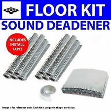 Heat & Sound Deadener Chevy Colorado 2003 - 12 Truck Floor Kit + Tape 21255Cm2