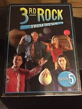 3rd Rock from the Sun: Season 5 (1996) NEW IN SHRINK-WRAP! ASIN:B000FS2W26