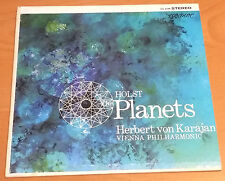 Holst THE PLANETS / Herbert von Karajan LP - CS 6244