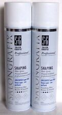 2 Salon Grafix Shaping Hair Spray Unscented Super Hold 10 Oz NEW!!!