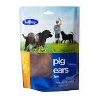 Hollings Pig Ears, Pack Of 2