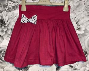Girls Age 9-10 Years - Pink Skirt