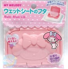 SANRIO My Melody KAWAII Only Wet Tissue Paste Lid Can be Used Repeatedly NC