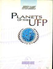 STAR TREK RPG NEXT GENERATION PLANET OF THE UFP