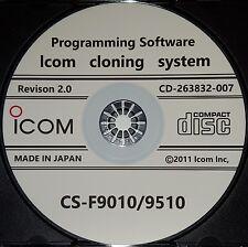 Icom CS-F9010/F9510 for the IC-F9011/F9021/F9521 Revision 2.0
