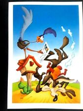 FDC 20 cent Warner Bros. Wile E. Coyote& Road Runner , 2000 cancel FDC Offical