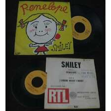 SMILEY - Penelope Ultra Rare French PS Power Pop Garage The Creation 72
