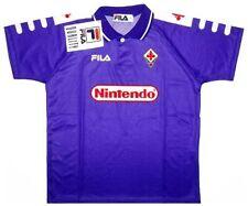 Retro Fiorentina Home Soccer Football Jersey 1998-1999 Men's