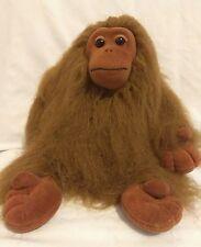 "1988 PLUSH CREATIONS 14"" Orangutan Monkey Stuffed"
