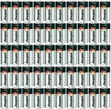 100 Energizer D Cell E95 1.5V Alkaline Batteries 12-2029 Fresh Dated NEW