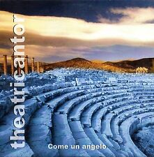 Theacricantor-Come Un Angelo Cd Single Promo Carboard 2005 NM/EX