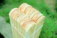 300 Stück Zaunlatten  sibirische Lärche Holz zaun  Zaun  1 A quality 100x9x2
