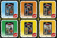 Star Wars / The Empire Strikes Back - Retro Collection Action Figures - Kenner