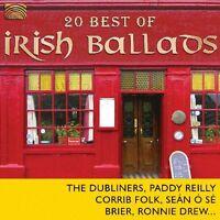 20 Best Of Irish Ballads [CD]